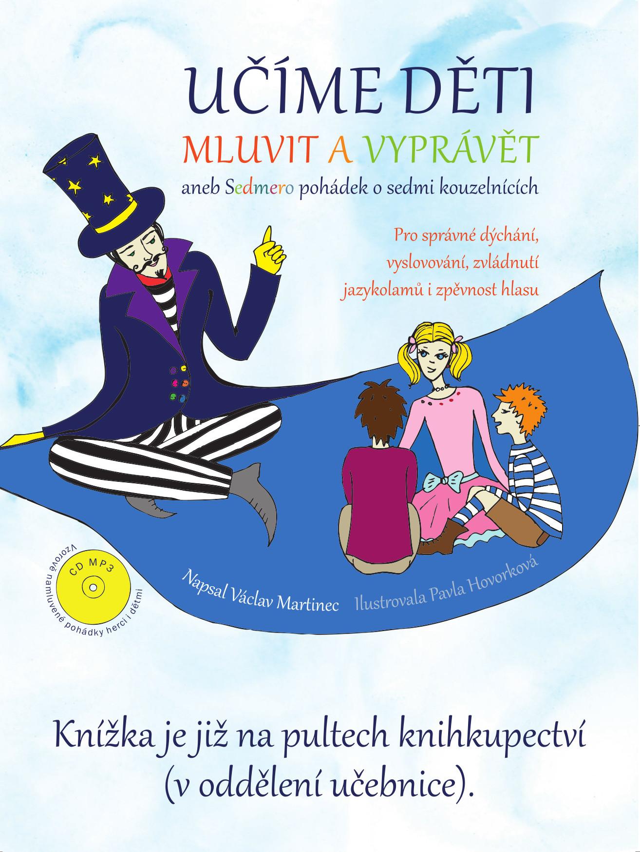 Vyšla nová kniha